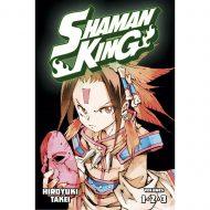 Shaman King Omnibus vol 01 (volumes 1-2-3)