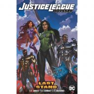 Justice League Odyssey  Vol 04 – Last Stand