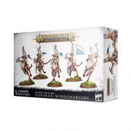 Lumineth Realm Lords Harakan Windchargers