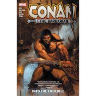 Conan The Barbarian By Jim Zub  Vol 01 – Into The Crucible