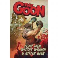 Goon  Vol 03 – Fishy Men Witchy Women & Bitter Beer
