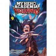 My Hero Academia Vigilantes  Vol 09