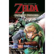 Legend Of Zelda: Twilight Princess Vol 08