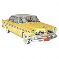 Tinni bíll #39 – Gulur Chrysler (Leynivopnið)