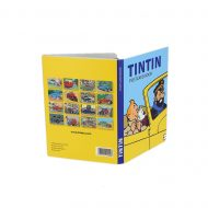 Tinni – 16 póstkort – Bílar