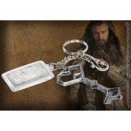 The Hobbit Thorin Key Keychain