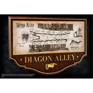 Harry Potter –  Diagon Alley Wall Plaque