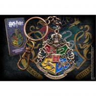 Harry Potter –  Hogwarts Crest Keychain