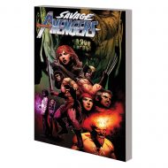 Savage Avengers Tp Vol 03 Enter The Dragon