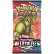 Pokemon Sword & Shield 5 Battle Styles: Booster