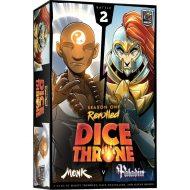 Dice Throne: Season 1 Rerolled – Box 2 – Monk vs Paladin