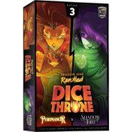 Dice Throne: Season 1 Rerolled – Box 3 – Pyromancer vs. Shadow Thief
