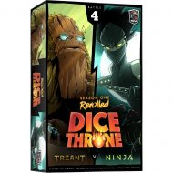 Dice Throne: Season 1 Rerolled – Box 4 – Treant vs. Ninja