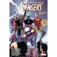 Avengers By Jason Aaron  Vol 01