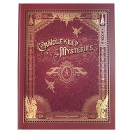 D&D 5th Candlekeep Mysteries Limited ed. Cover