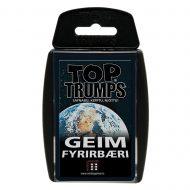 Top Trump Geimfyrirbæri (íslensk útgáfa)