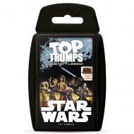 Top Trump Star Wars Rebels (íslensk útgáfa)