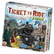 Ticket to Ride Europe (íslensk útgáfa)