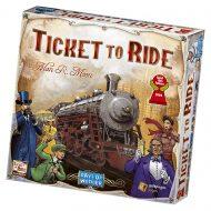 Ticket to Ride (íslensk útgáfa)