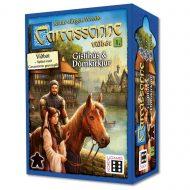 Carcassonne: Gistihús og dómkirkjur – Viðbót 1  (íslensk útgáfa)