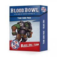 Blood Bowl Black Orc Card Pack