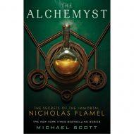 Alchemyst, The (The Secrets of The Immortal Nicholas Flamel 1)