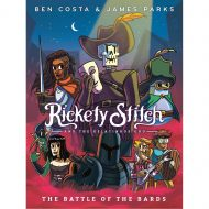 Rickety Stitch & the Gelatinous Goo vol 03 – The battle of the Bards