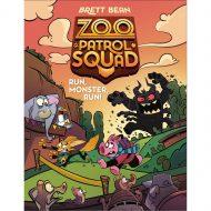 Zoo Patrol Squad Vol 02 – Run, Monster, Run
