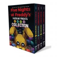 Fazbear Frights vol 1-4  (FNAF) boxsett
