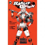 Harley Quinn Vol 02 Harley Destyroys the Universe