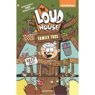 Loud House Vol 04 Family Tree