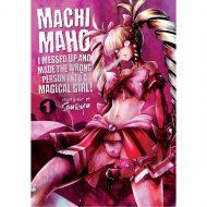 Machimaho I Messed Up…  Vol 01