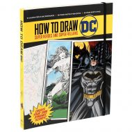 How to Draw Super heroes and Super-Villains