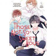 Those Not-So-Sweet Boys vol 01