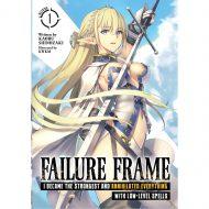 Failure Frame light novel 01