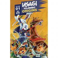 Usagi Yojimbo: Origins vol 01