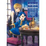 Ascendance Of A Bookworm Light Novel Part 2 Vol 01