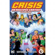 Crisis on Multiple Earths Vol 1 – Crossing Over