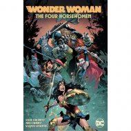 Wonder Woman Vol 04 – The Four Horsemen