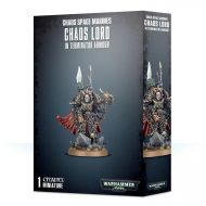 Chaos Space Marines Chaos Lord in Terminator Armour