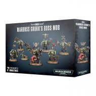 Orks Warboss Grukks Boss Mob