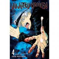Jujutsu Kaisen Gn Vol 04