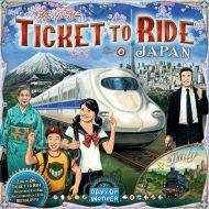 Ticket to Ride: Japan/Italy – kortaviðbót