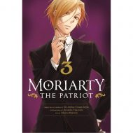Moriarty The Patriot  Vol 03