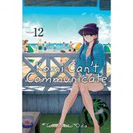Komi Cant Communicate Gn Vol 12