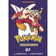Pokemon Adventures Collectors Ed. Vol 07
