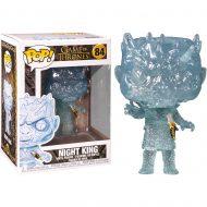 Game of Thrones Crystal Night King Pop! Vinyl Figure
