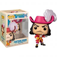 Disneyland 65th Anniversary Captain Hook Pop! Vinyl Figure