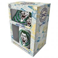DC Originals Joker Mug Coaster Keychain Gift Set