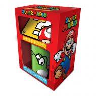 Super Mario Yoshi – Mug Coaster & Keychain